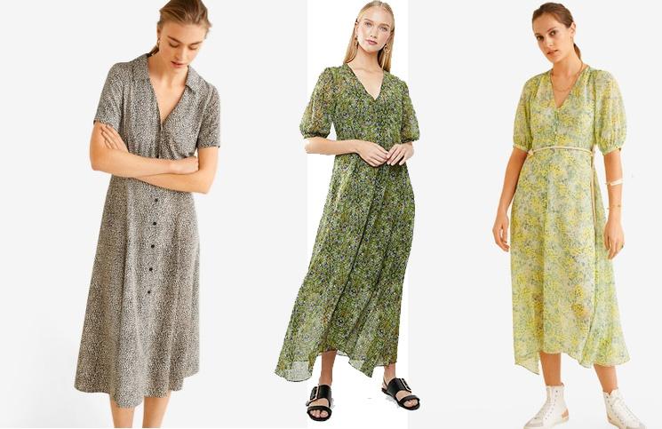 Nova kolekcija Mango haljina