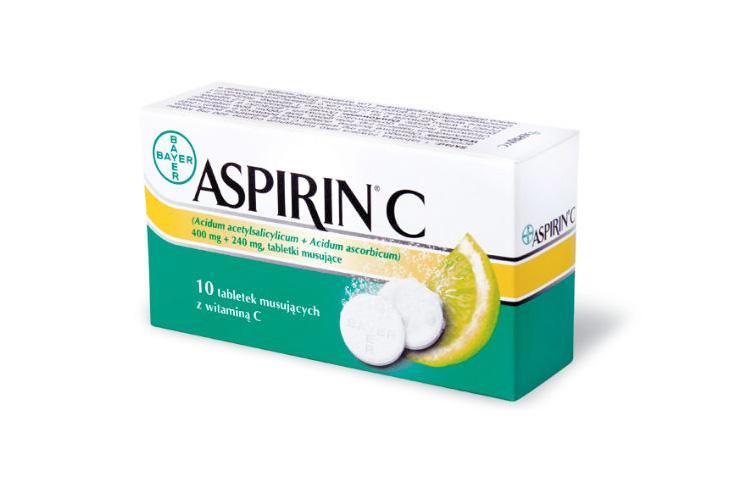 Aspirin je zdrav