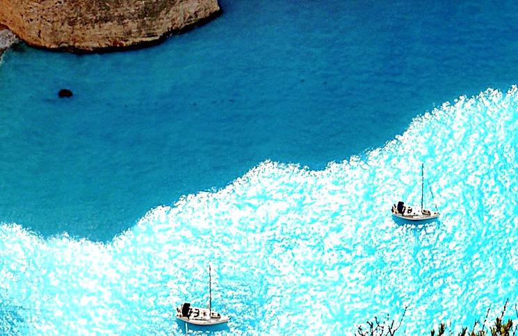 Zakintos - dobar provod i najbolje plaže