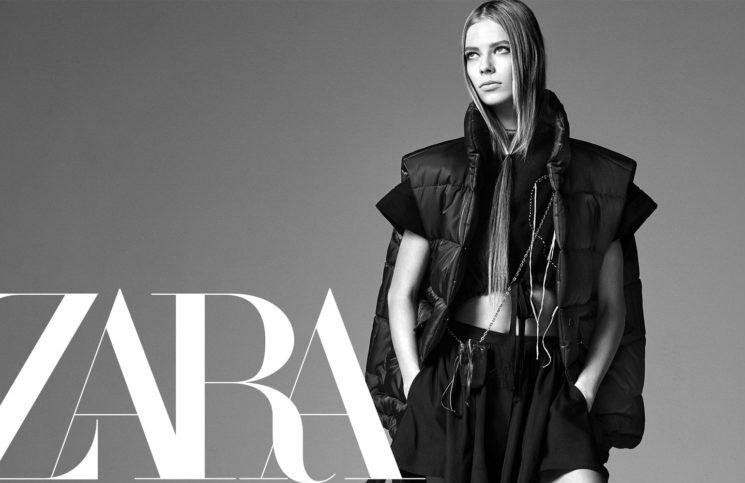 Zara promo kampanja za jesen 2012