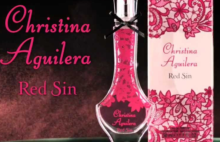 Christina Aguilera Red Sin - novi parfem