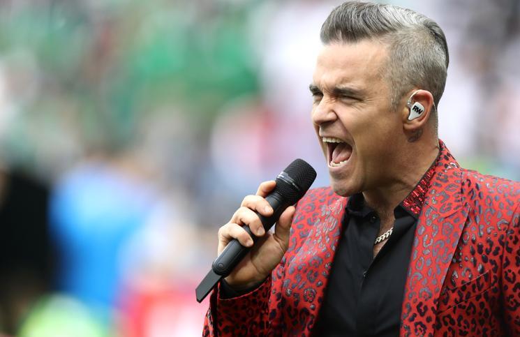 Robbie Williams objavio sliku ćerke