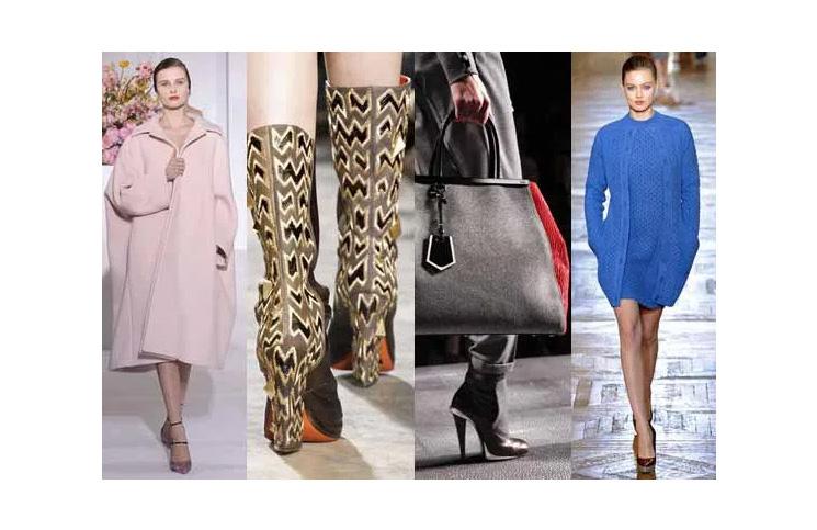 Modni trendovi jesen/zima 2012