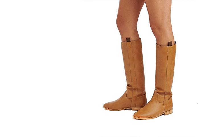 Čizme iznad kolena su u trendu