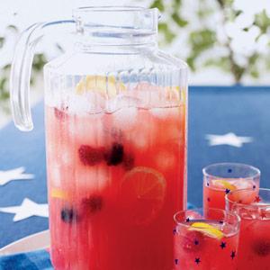 Berry limunada