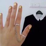 lanac prsten