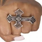 prsten na dva ili tri prsta