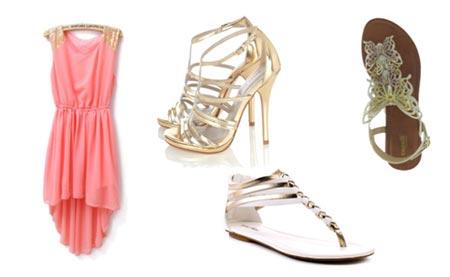 Metalik cipele