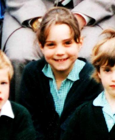 Kejt Middletone slika iz skole