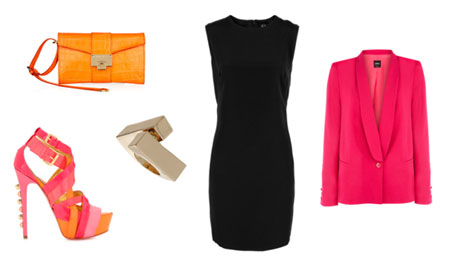 Pet načina za kombinovanje male crne haljine