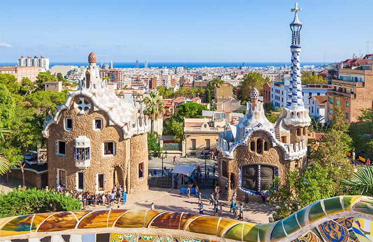 Barselona – grad na moru