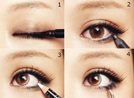 eyeliner uputstvo