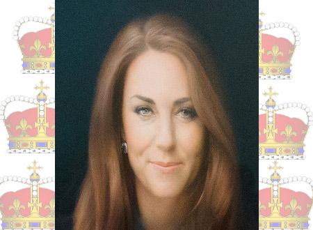 kraljevski portret Kate Midlettone