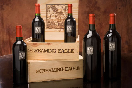Screaming Eagle vino