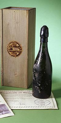 Berba 1907 Heidsieck vino
