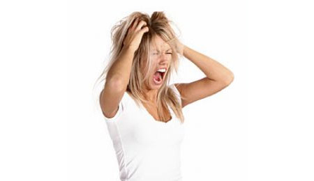ljuta žena