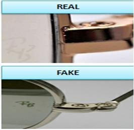 Uverite se u verodostojnost RB oznake na staklima