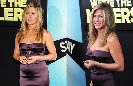 jennifer aniston trudna