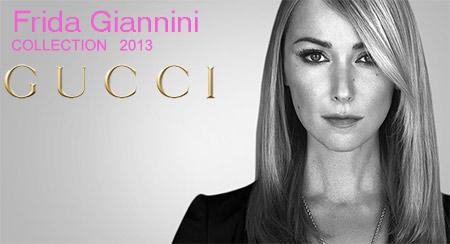 Frida Giannini Gucci 2013 kolekcija