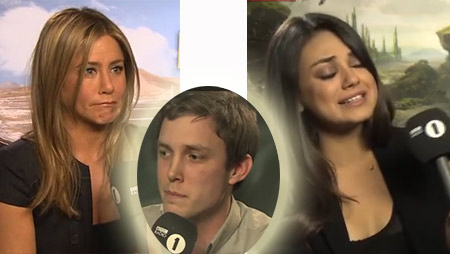 intervju Mila Kunis i Dženifer Aniston