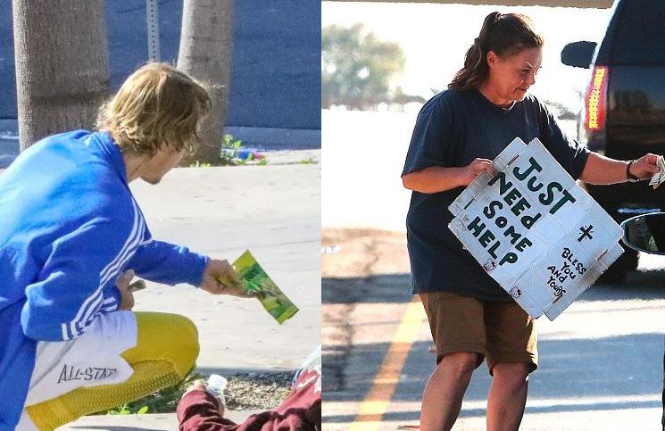 Justin Bieber daruje beskućnike