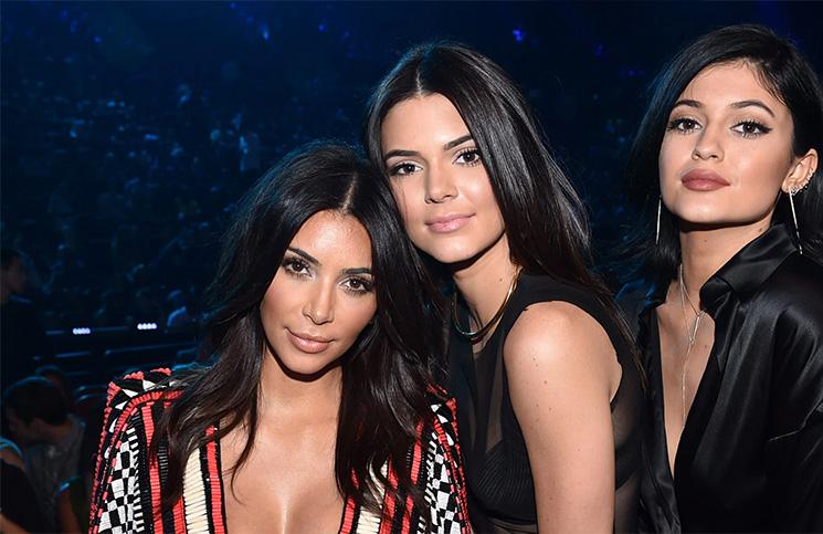 Kim Kardashian simpatično čestitala rođendan Kylie Jenner