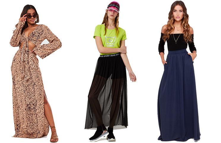 Maksi suknje su hit ovog leta