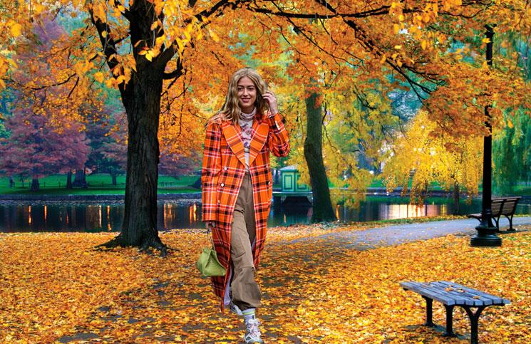 Kako kombinovati letnju sa jesenjom garderobom