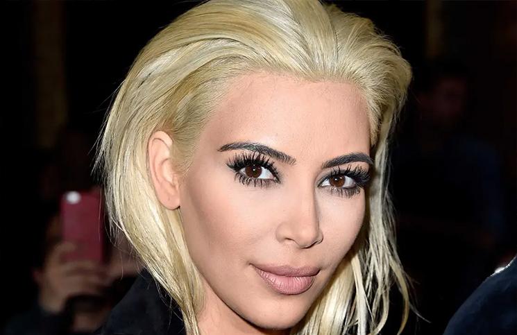 Kim Kardašijan postala plavuša