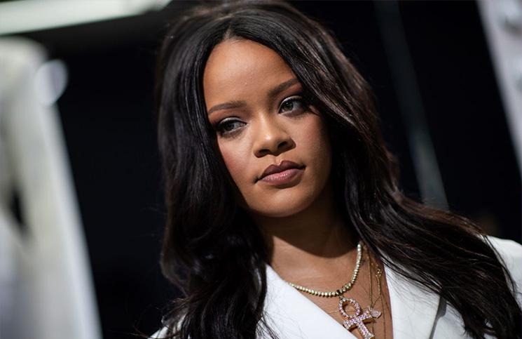 Rihanna umalo nastradala