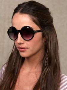 Moderne okrugle naočare