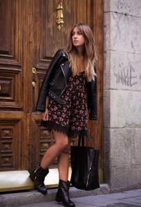 Cvetna haljina i jesenje čizme