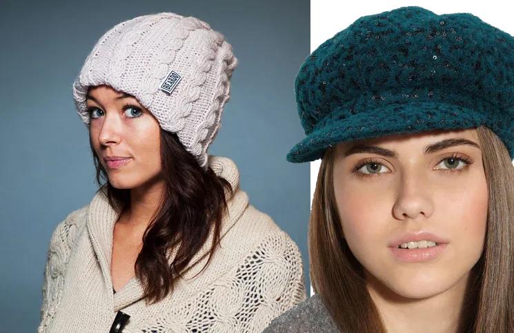 Ženske kape za predstojeću zimu