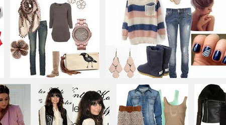 modne kobinacije