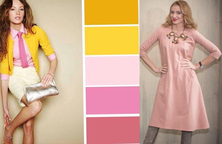 Roze boja je u trendu ove jeseni