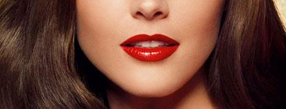 Klasične crvene usne