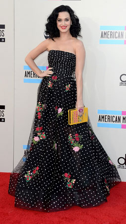 Katy Perry na American Music Awards 2013