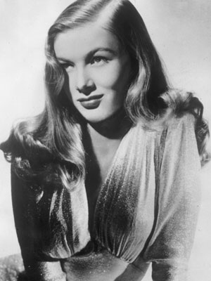 Veronica Lake frizura
