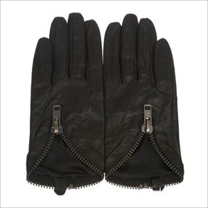 Kožne ženske rukavice