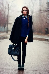Plava i crna