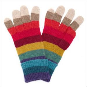 Moderne rukavice sa prugama