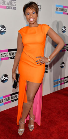 Jennifer Hudson na American Music Awards 2013