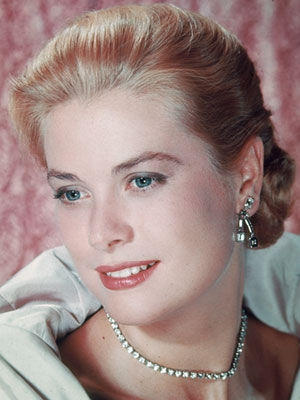 Grace Kelly frizura