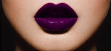 Ljubičaste usne