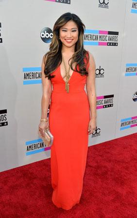 Jenna Ushkowitz na American Music Awards 2013
