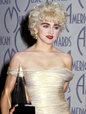 Madonna frizura