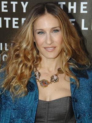 Sarah Jessica Parker frizura