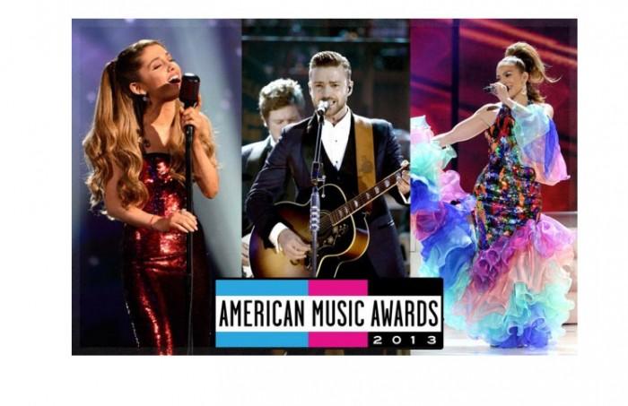 american-music-awards 2013