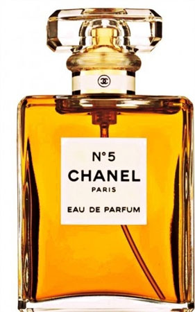 Marilyn Monroe – Chanel No.5