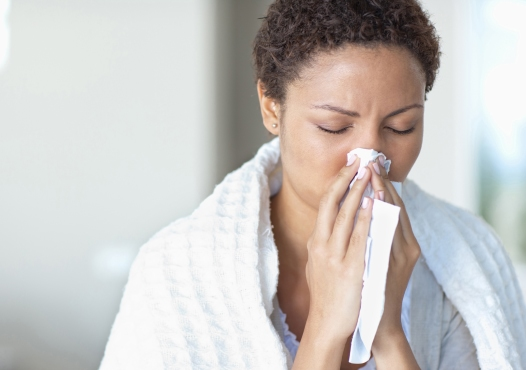 Alergije su prisutne u zimskom periodu